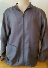 574b5cf3a85a Michael Jordan 86-05 20th Anniversary Jacket Zip Up Gray Size Medium ...
