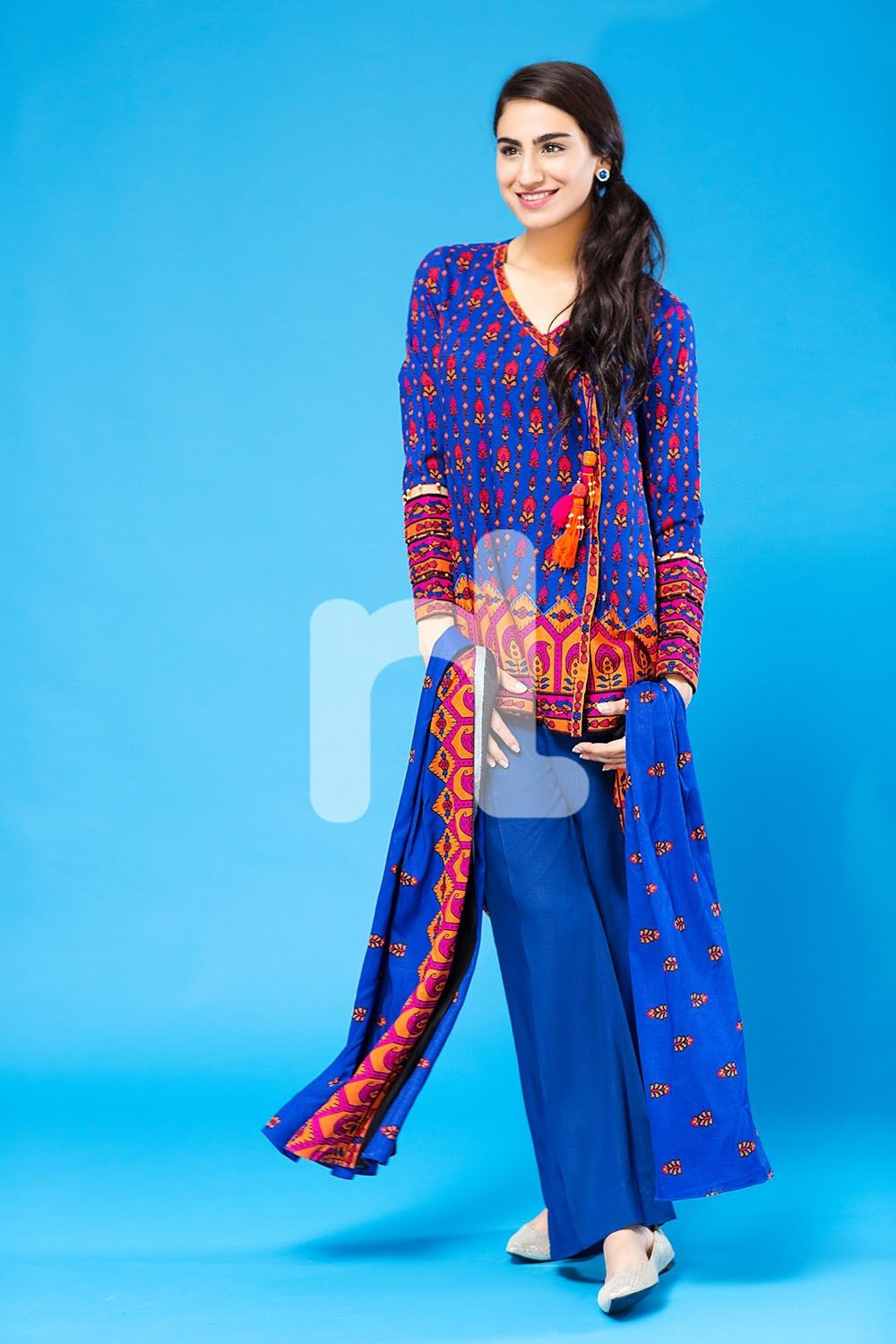 079ec25602 Nishat linen online shopping | Clothing in 2019 | Winter collection ...