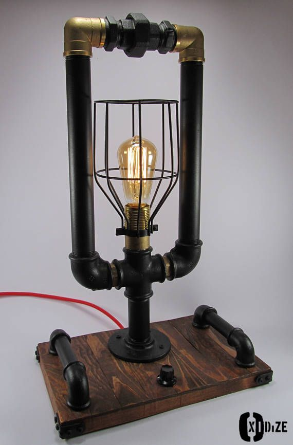 Pin on Pipe and Industrial Lamps