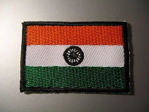 Flag Embroidery Magic Stick Armband Cloth Woven Label Stick National Flag Personality Armbands Badge Embroidery Design Badges Arts,crafts & Sewing Apparel Sewing & Fabric