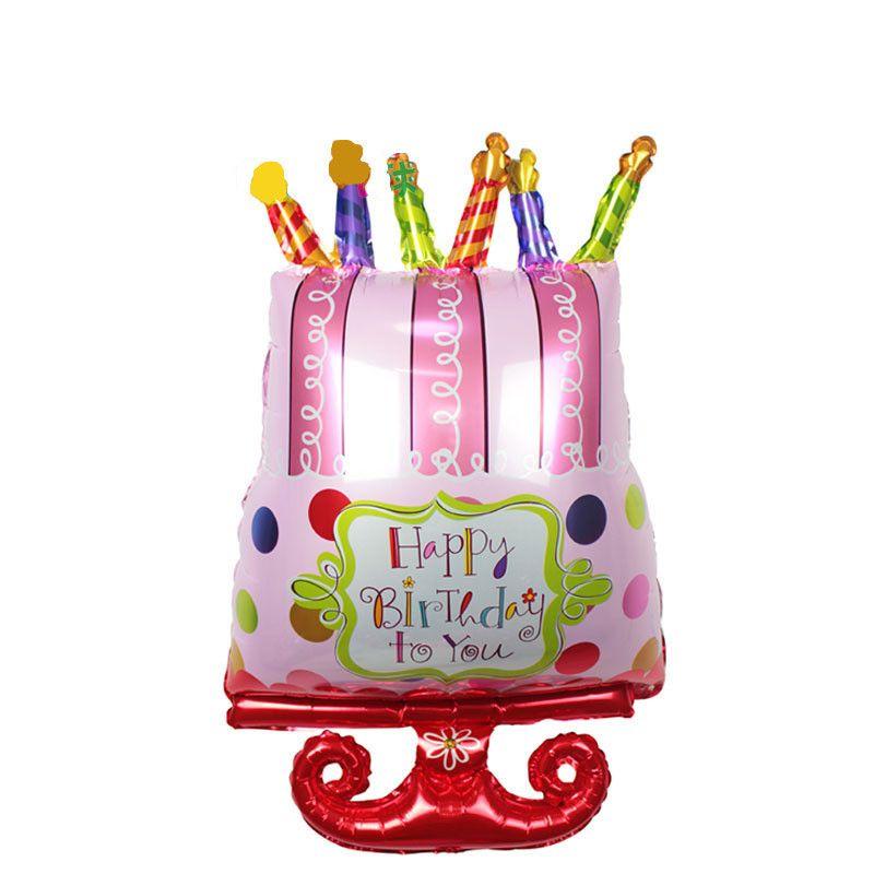 QGQYGAVJ Free shipping new large birthday party balloon