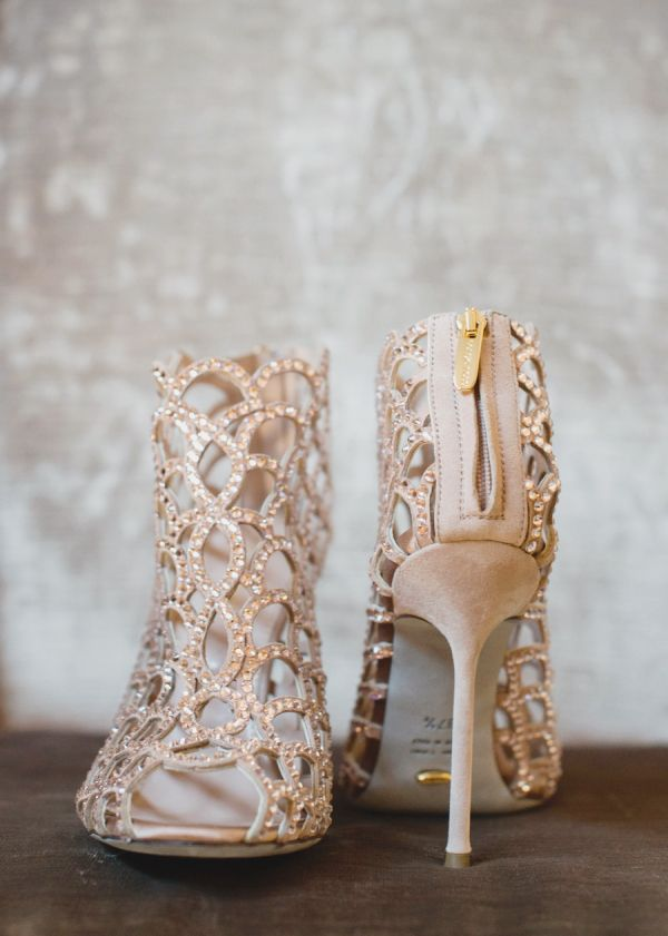 23 Stunning Wedding Shoes To Complete Your Fairy Tale Princess Look