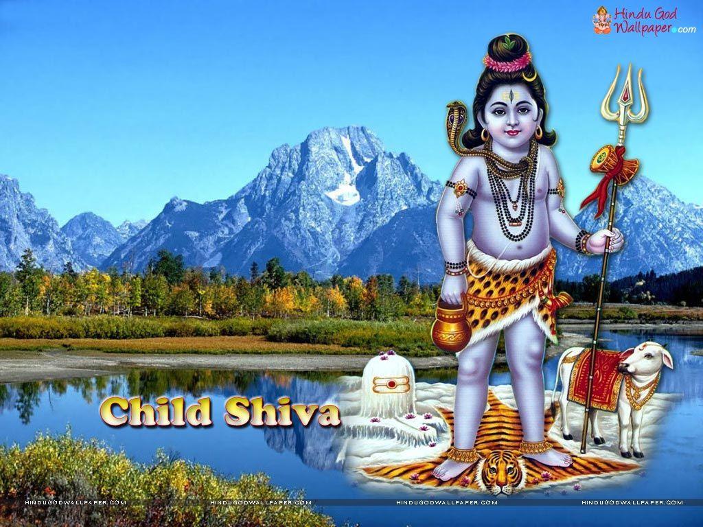 Hd wallpaper bholenath - Child Shiva Wallpapers