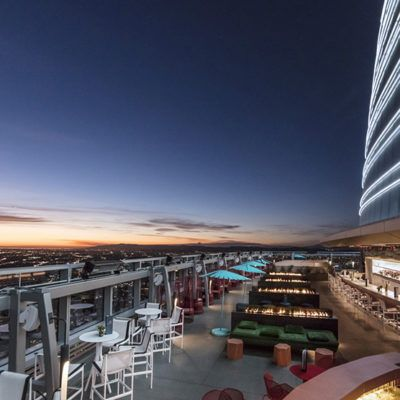 Elevate YOUR EVENING @Spire 73 #LA. Perched atop the InterContinental #LosAngeles Downtown's 73rd floor is Spire 73 – the tallest open-air #bar in the Western Hemisphere.