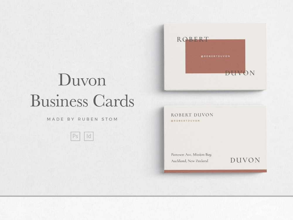 Duvon Business Cards Business Cards Creative Templates Business Cards Creative Customizable Business Cards Templates