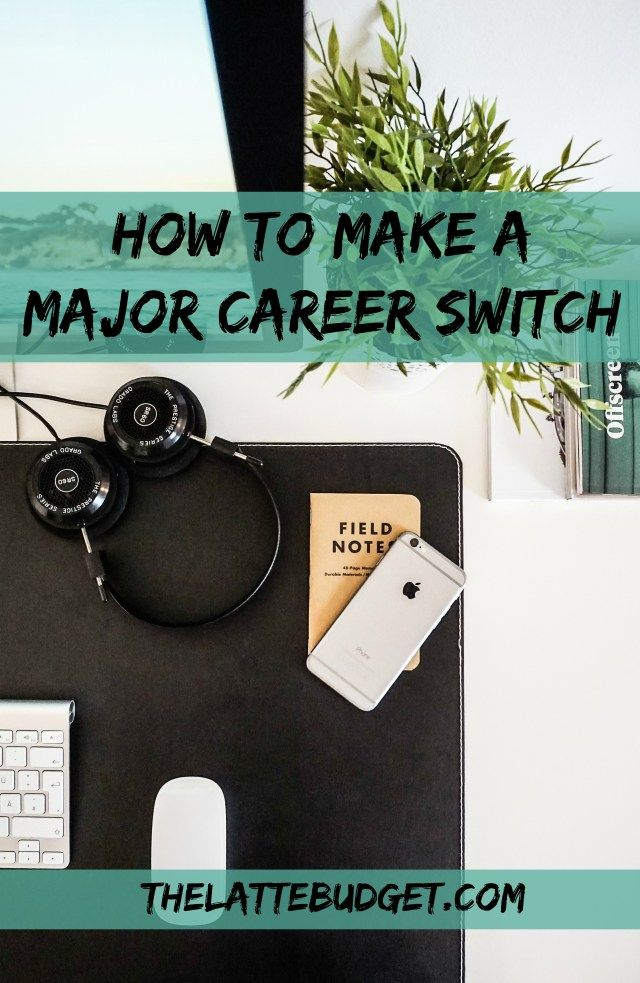 Tired of your career? Want to make a switch, but not sure how? Read