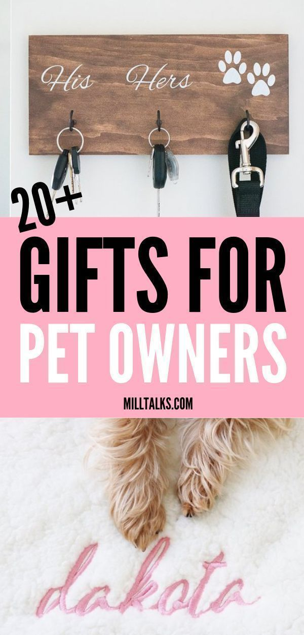 Amazing Gift Ideas for Pet Owners from Etsy | Millennial Talks
