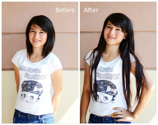 The safest and cheapest hair extension method for short and thin the safest and cheapest hair extension method for short and thin hair pmusecretfo Choice Image