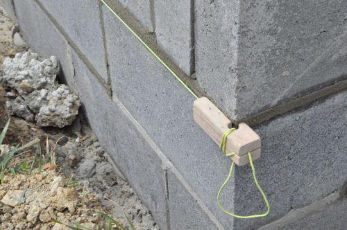 Szerszam Blog Zsaluko Concrete Block Foundation Concrete Blocks Concrete Block Walls