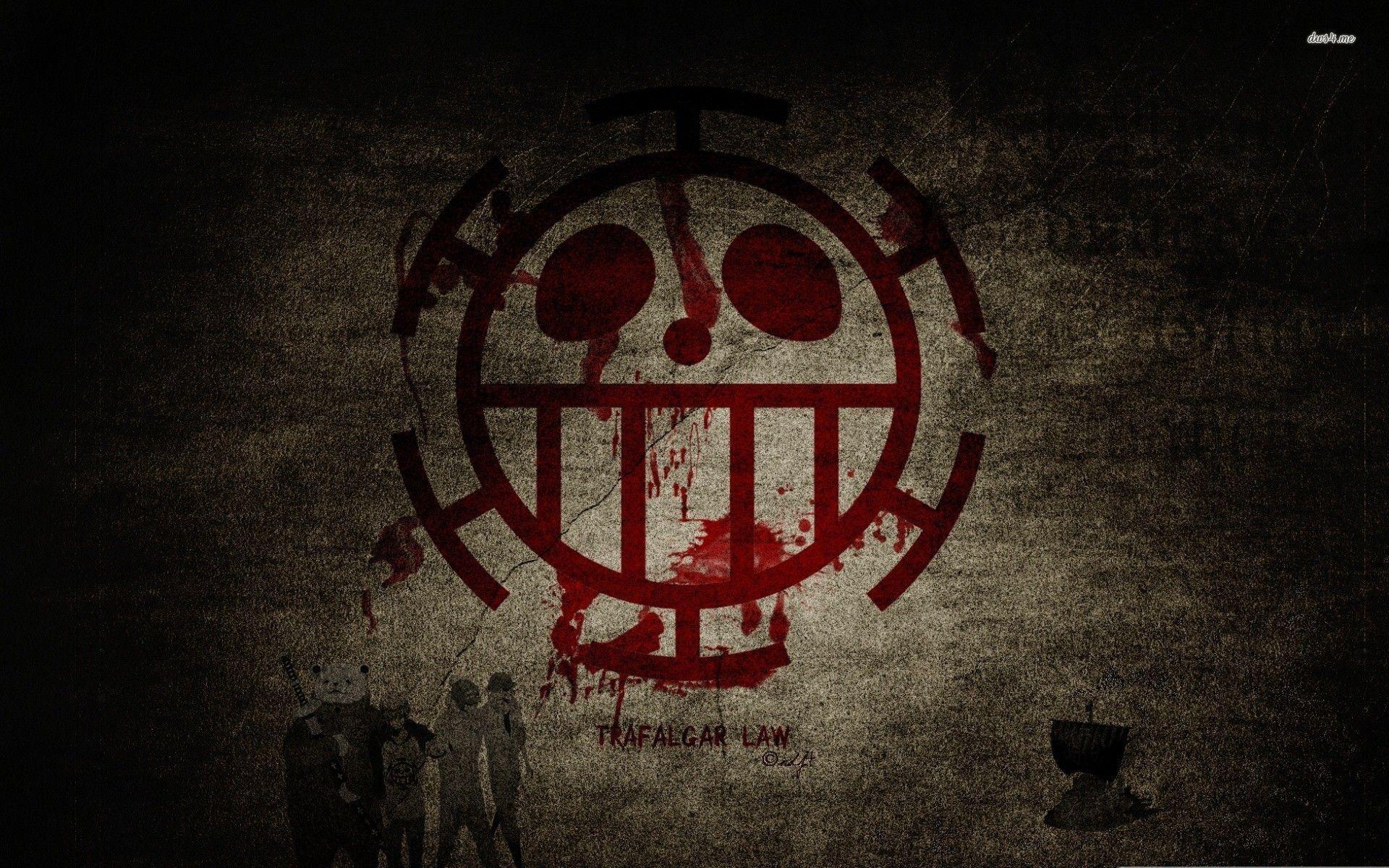 Shanks Full Hd Wallpaper Trafalgar Law Wallpapers Anime Wallpaper Logo Wallpaper Hd