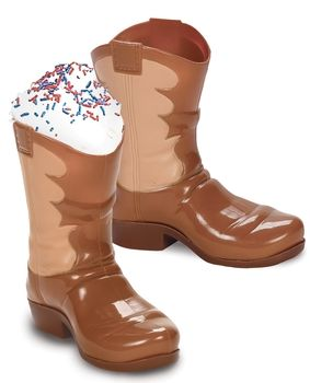 Western Boot Cup (1) in September 2012 from Birthday Express on shop.CatalogSpree.com, my personal digital mall.