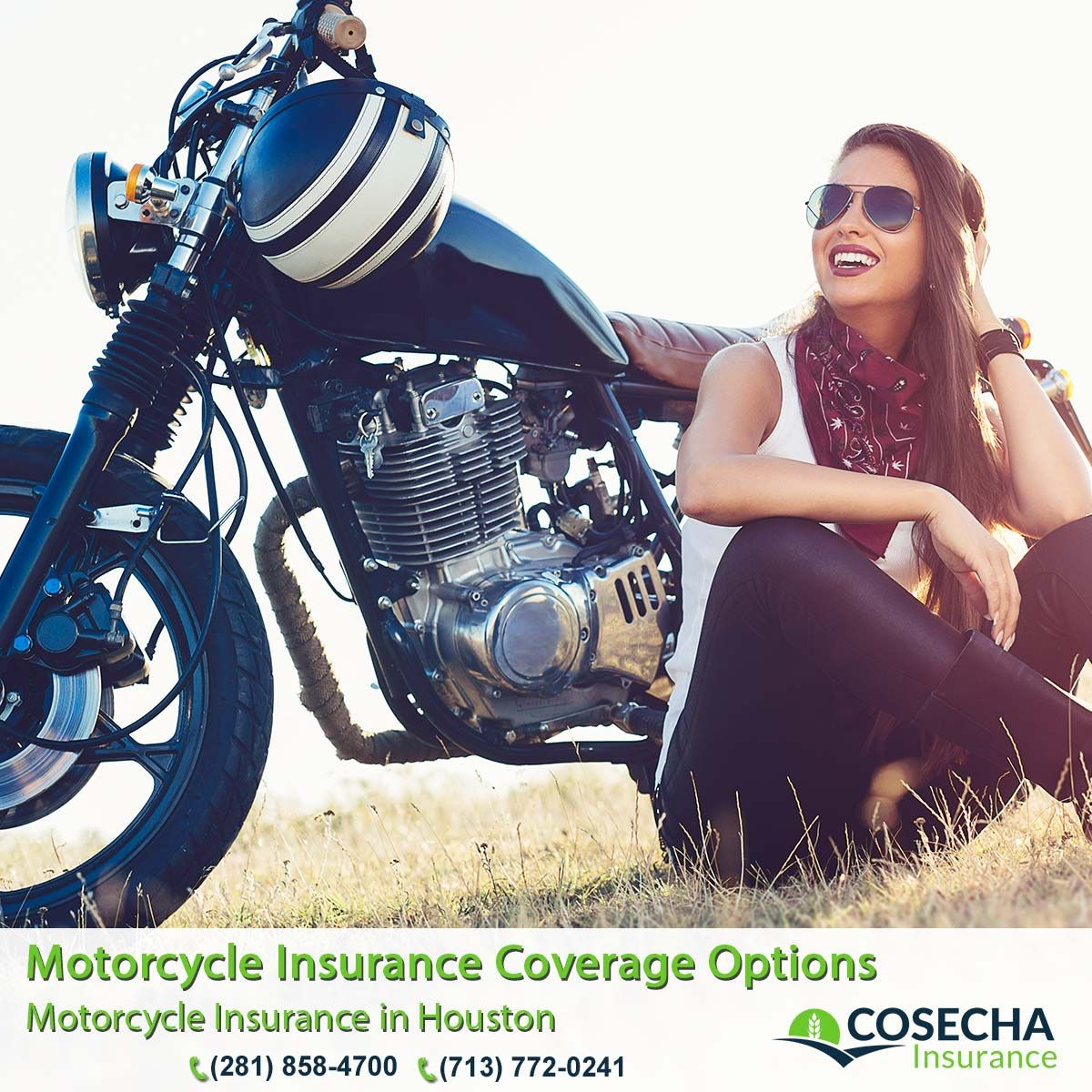 Motorcycle Insurance Coverage OptionsMotorcycle