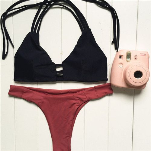 Monokini Brazilian Bikini