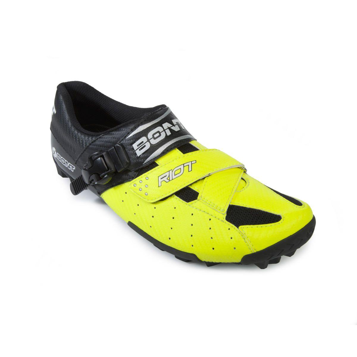 Bont Riot Fluro MTB Shoe   Offroad Shoes