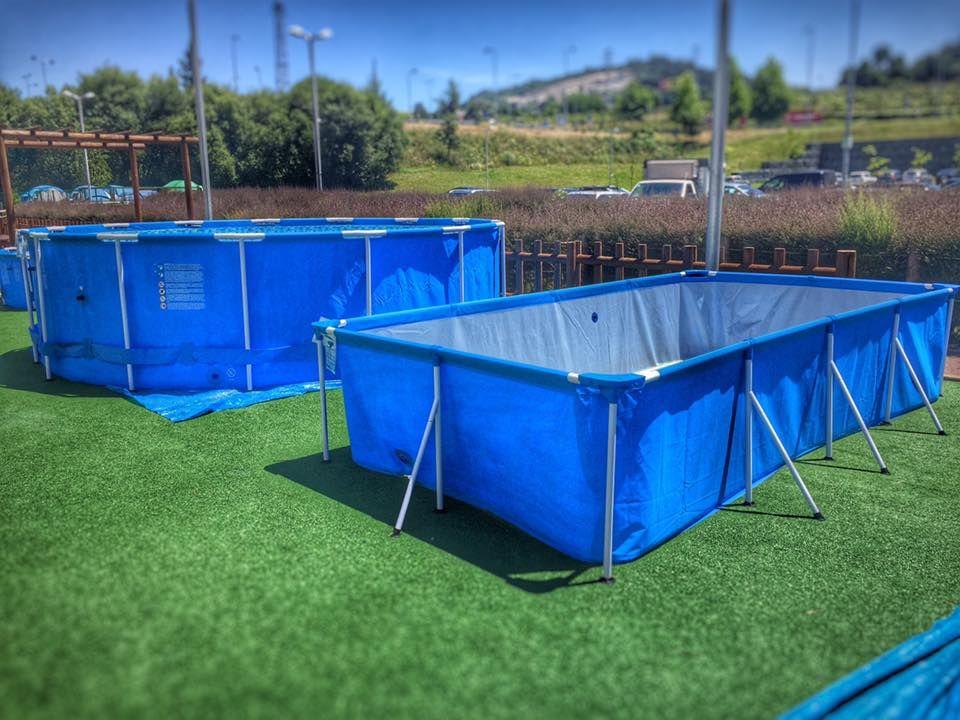 Conheça a nossa variada oferta de piscinas familiares.