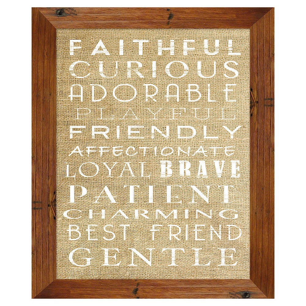 PTM Images Dog Words Wall Art | Dog, Walls and Products