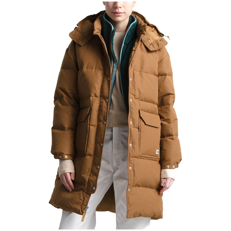 Women S The North Face Sierra Down Jacket 2019 Medium Brown Long North Face Jacket North Face Parka North Face Jacket [ 1500 x 1500 Pixel ]