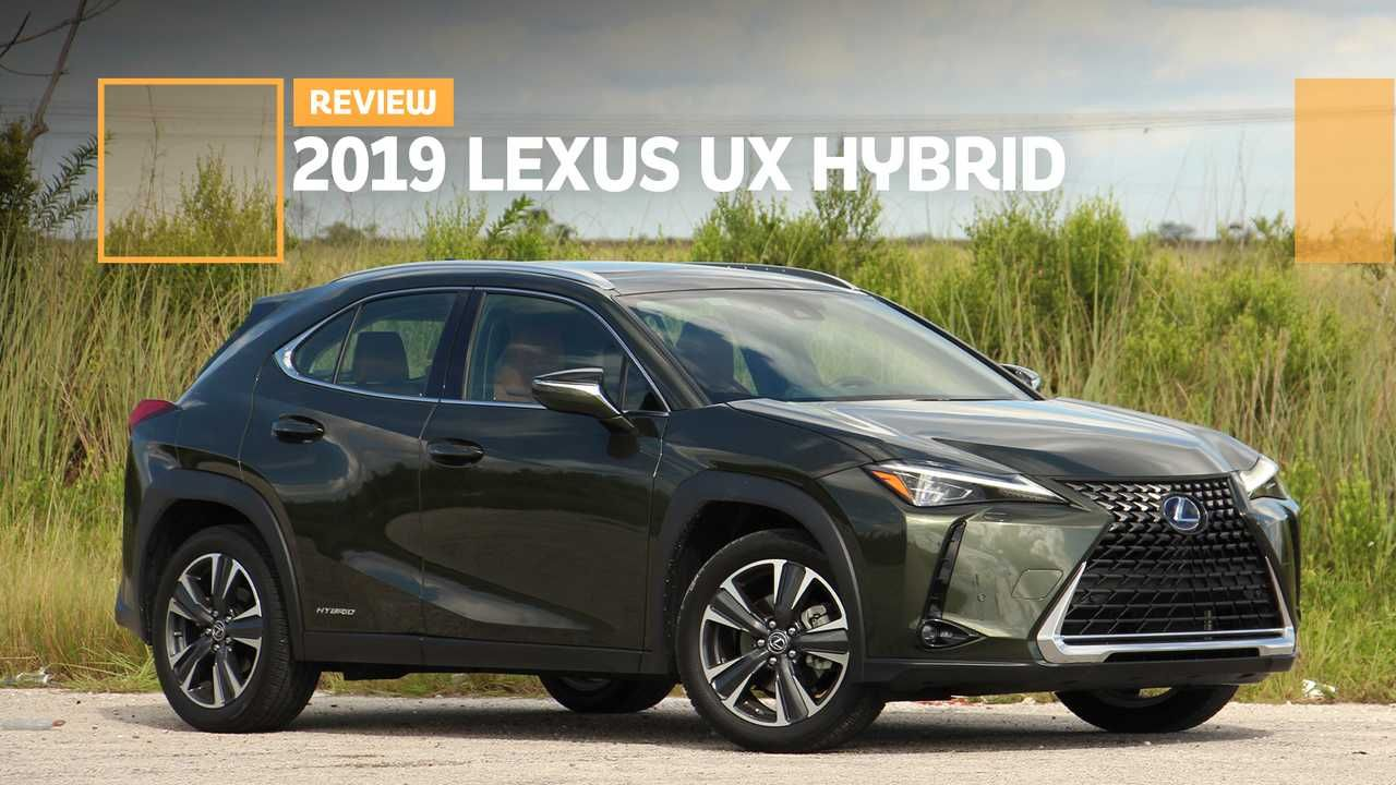 2019 Lexus Ux 250h Review Efficient Affordable And Downright Charming In 2020 Lexus Fuel Economy Subcompact