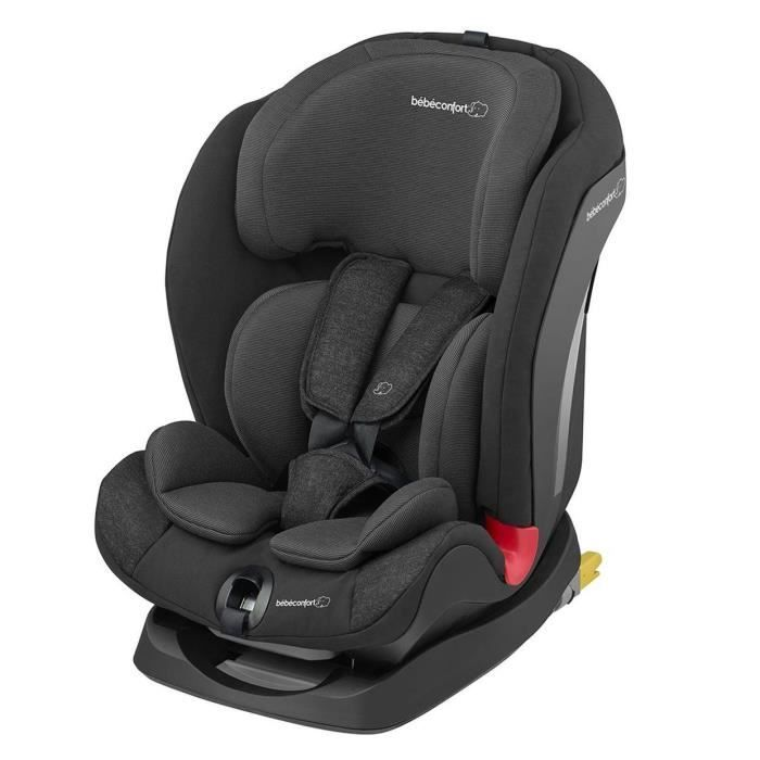 Bebe Confort Siege Auto Isofix Titan Groupe 1 2 3 Nomad Black En 2020 Sieges Auto Bebe Car Seat Bebe Confort