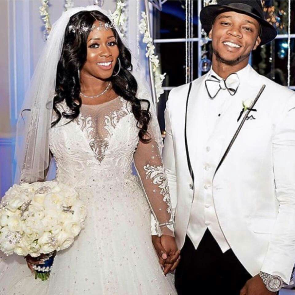 Remy Ma Papoose Wedding Pic Exclusive Wedding Love And Hip Celebrity Weddings