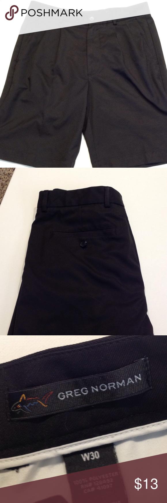 Men S Greg Norman Dress Shorts Mens Dress Shorts Short Dresses Clothes Design