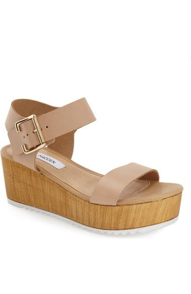 0bd7fa111c57 Steve Madden  Nylee  Platform Sandal (Women) available at  Nordstrom ...