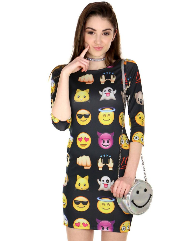 Clothes emoji recommendations to wear in autumn in 2019