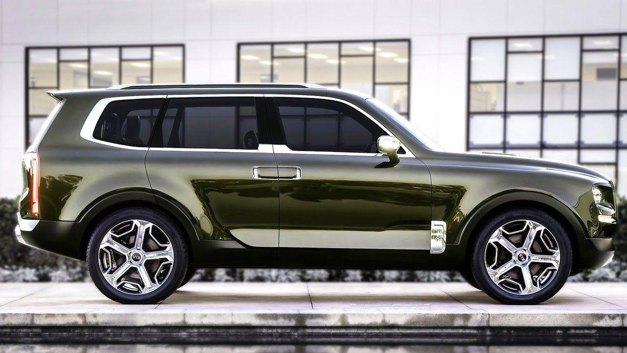 2020 Kia Telluride Luxury Suv Cheaper Range Rover Luxury Suv Suv Suv Cars
