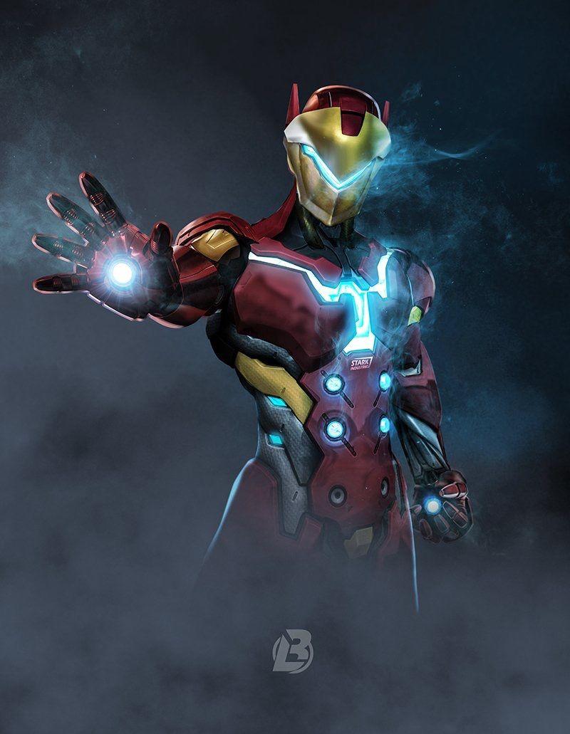 Iron Genji   Overwatch   Pinterest