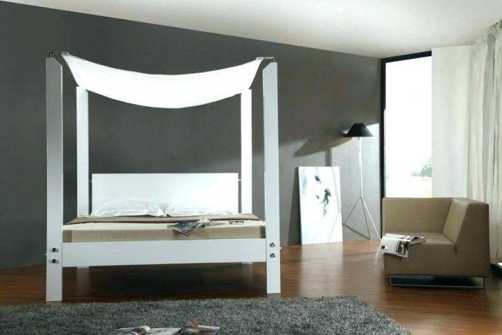 schöne, moderne Himmelbett Ideen Modernes schlafzimmer