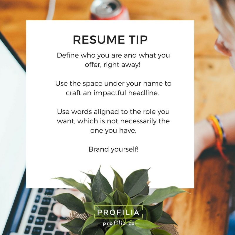 Quick resumetips to help you achieve your careergoals