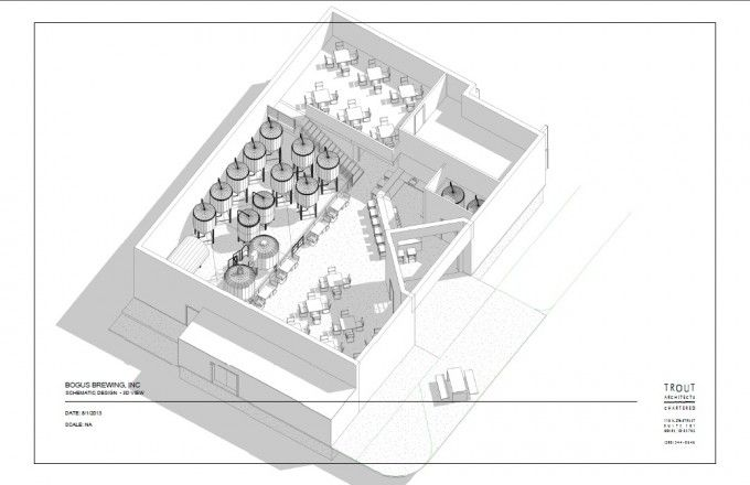 Brewery layout oil pinterest brewery design and bar for Brewery floor plan