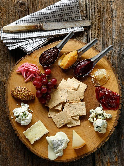 Terrain Garden Cafe Cheese Plate