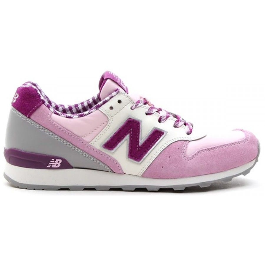 new balance rosa chica