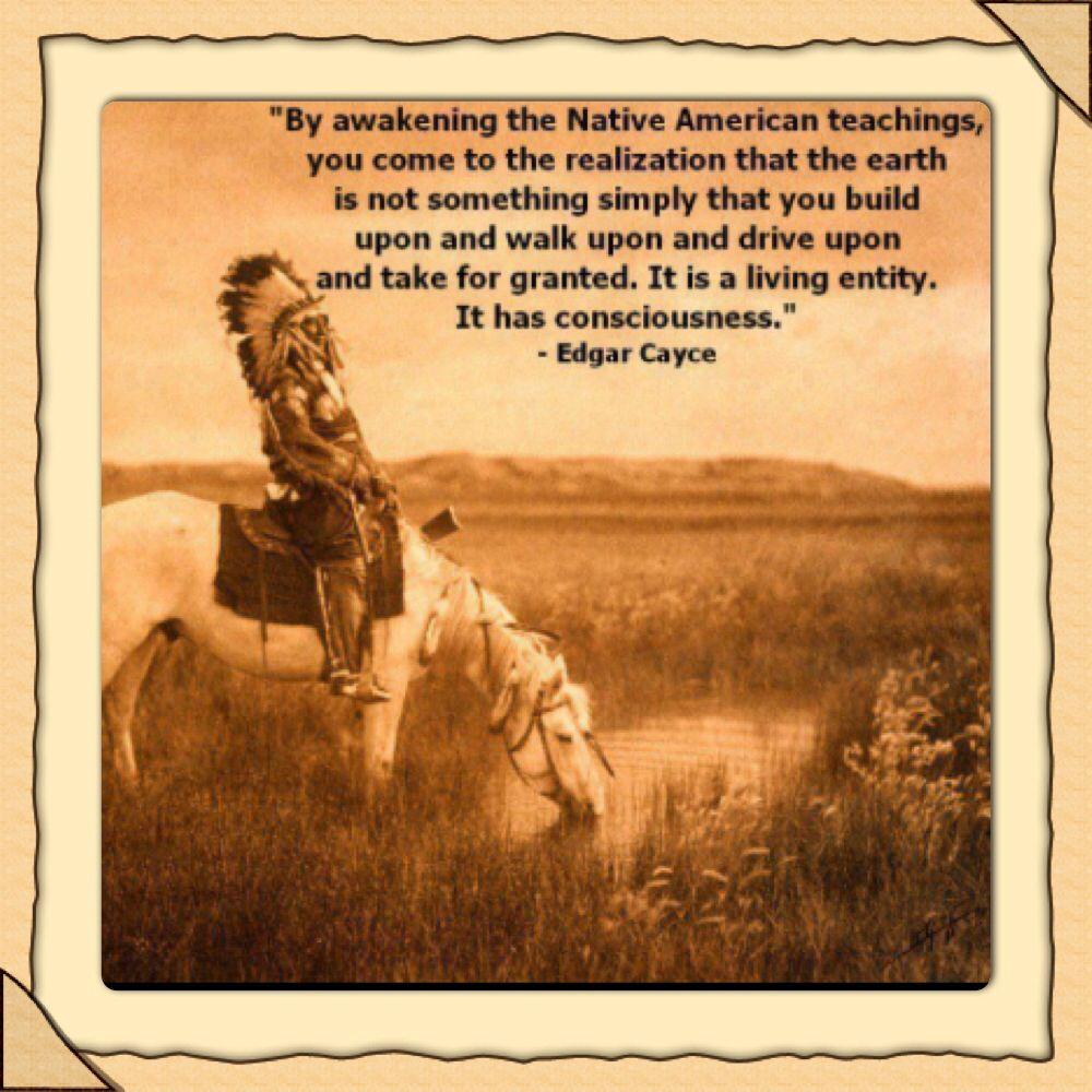 Famous Indian Quotes About Life: Native American Quotes