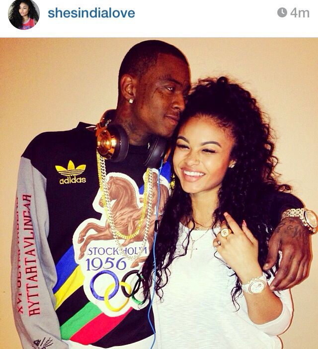 Who are the westbrooks dating soulja