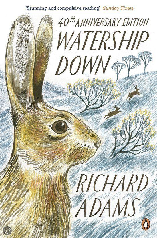 Watership Down / Richard Adams  a classic!
