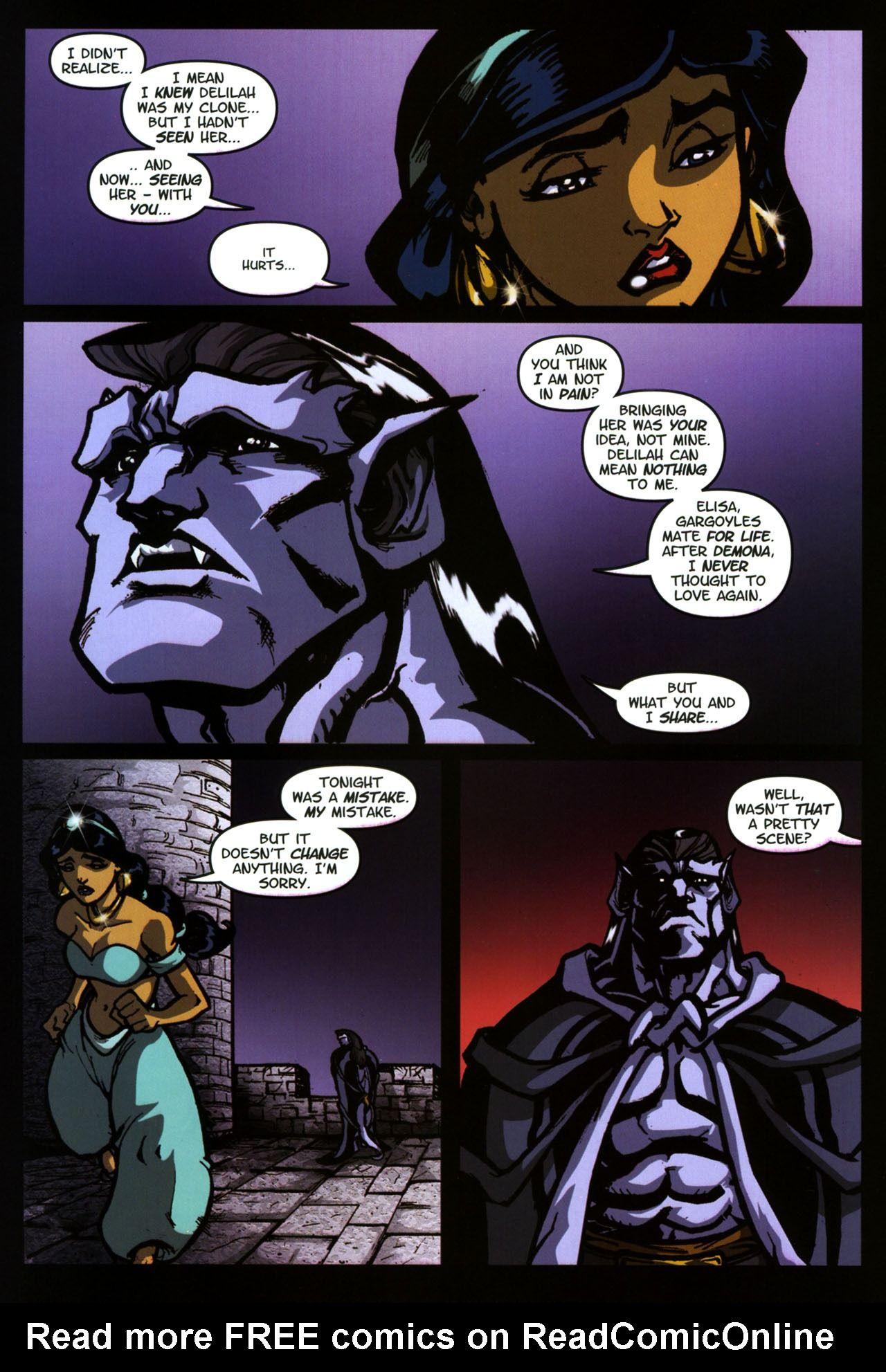 Gargoyles (2006) Issue #4 - Read Gargoyles (2006) Issue #4