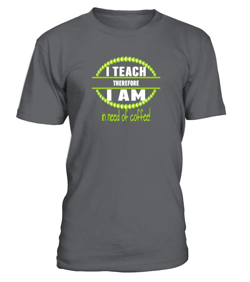 Teachers Need Coffee #teacher #shirt #tzl #gift #teaching   1000 ...