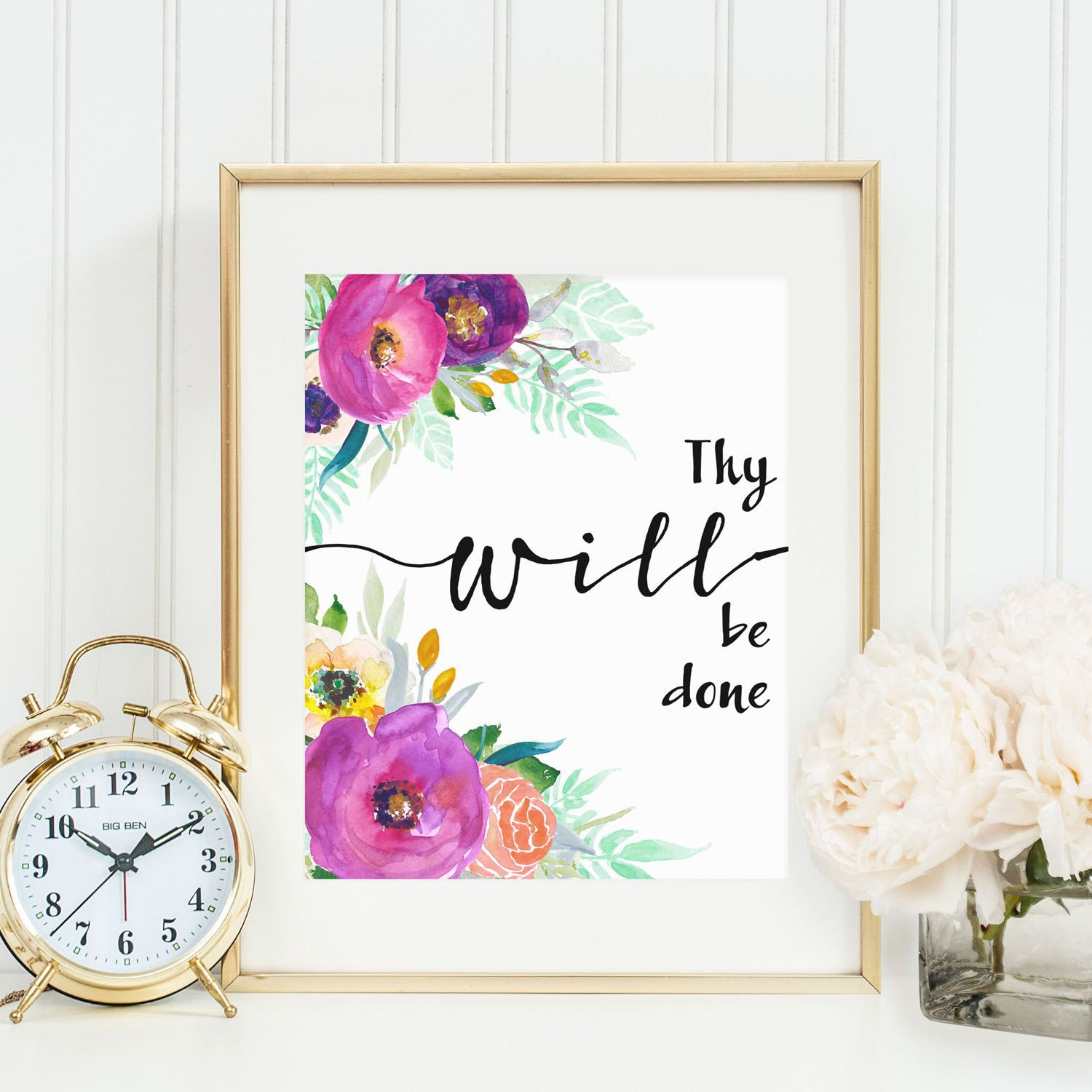 thy will be done quotes bible journaling - Google Search