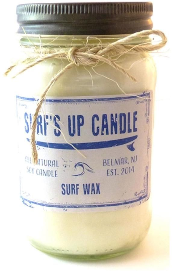 8bd975303e18 Surf's Up Candle Surf Wax Candle | 12DSN-KAYLEIGH in 2019 | Candles ...