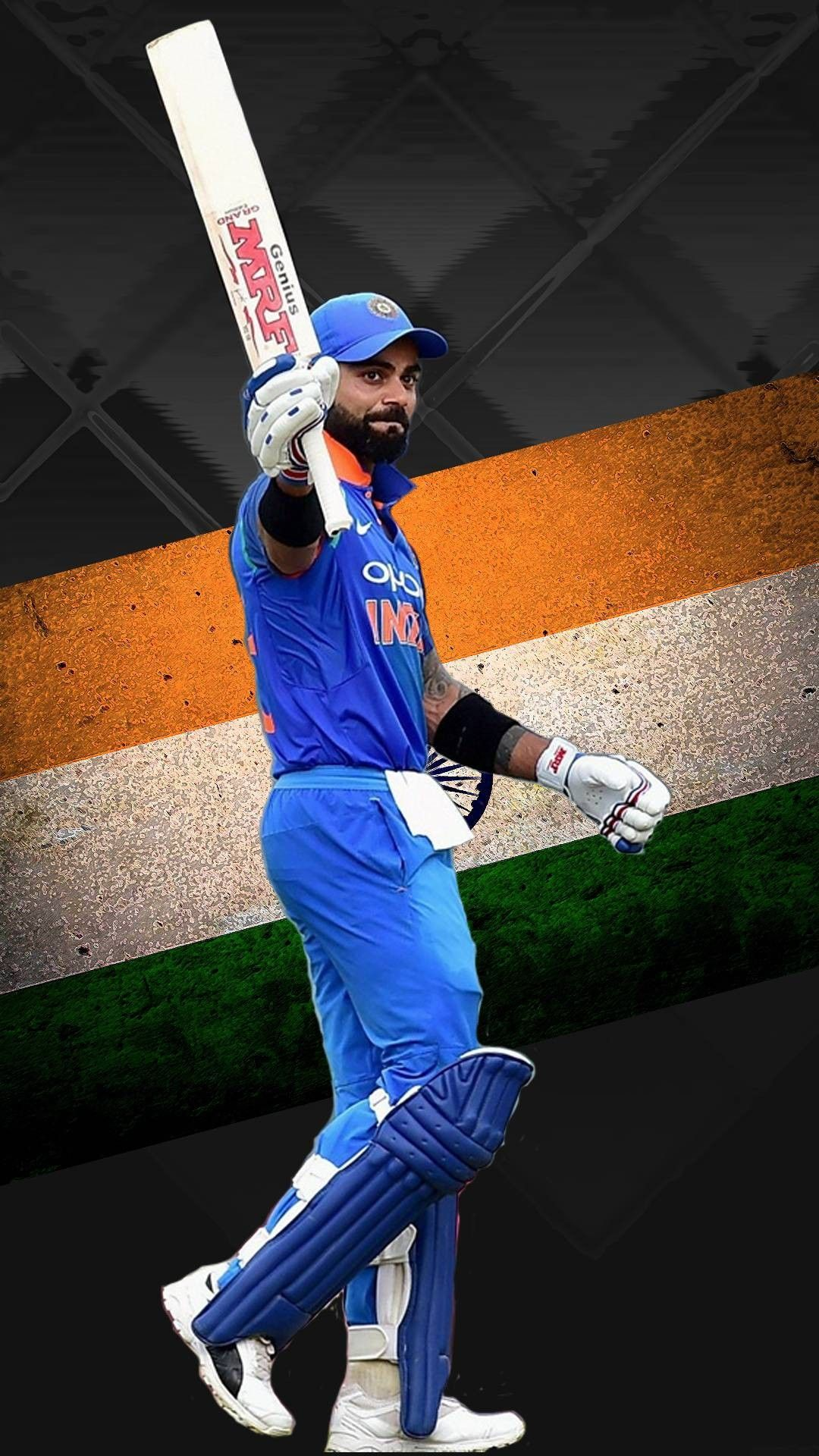 Pin by รɦαรɦαɳҡ on Ꮙⅈℛᗅᝨ Kᝪℍℒⅈ Cricket wallpapers, Virat
