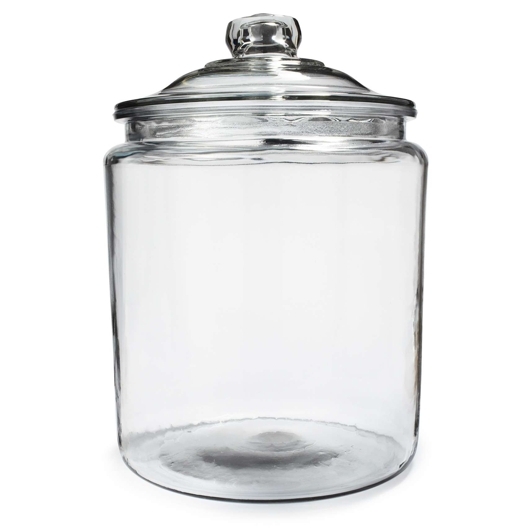 Anchor hocking glass heritage jars flour storage