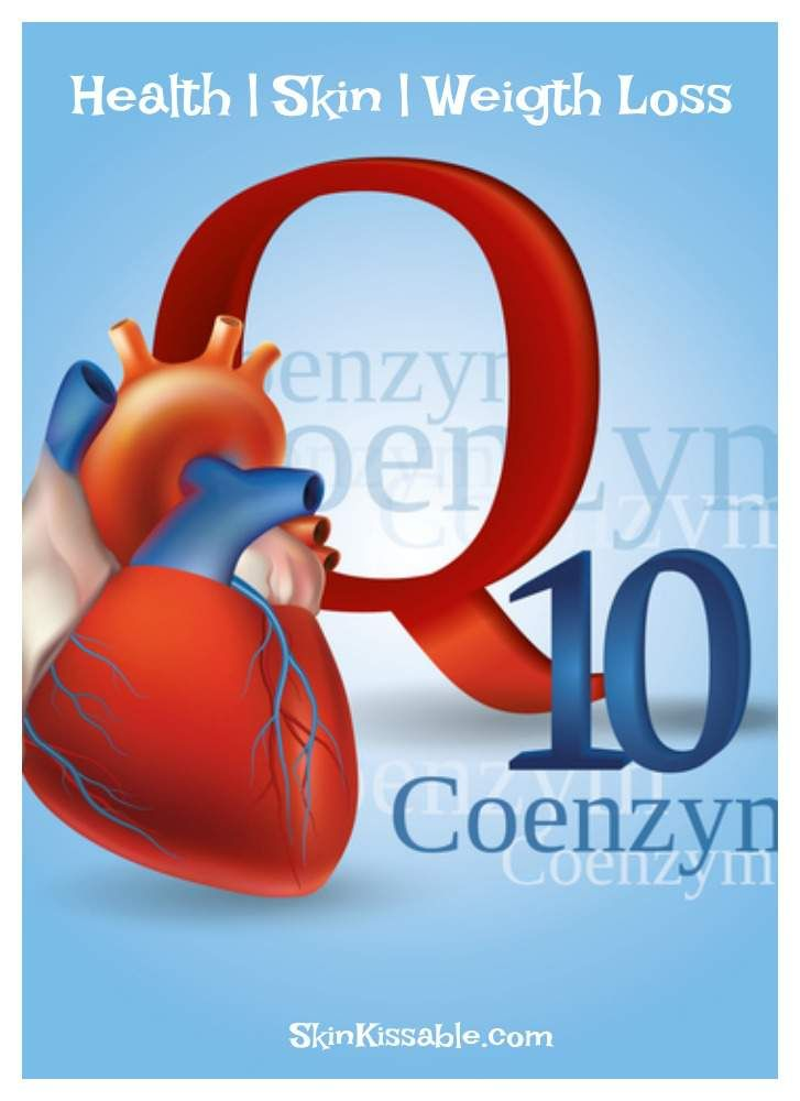 Does coenzyme q10 help with weight loss