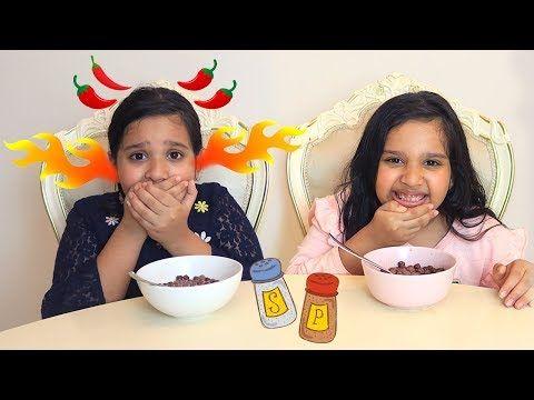 شفا و توأمتها خدع لأطفال Shfa Soso And Baby Tricks Youtube Crafts For Kids Make It Yourself Presentation