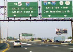 Ahhhh The New Jersey Turnpike Crowded And Smelly Car Insurance