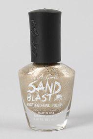 L.A. Girl Sand Blast Textured Nail Polish