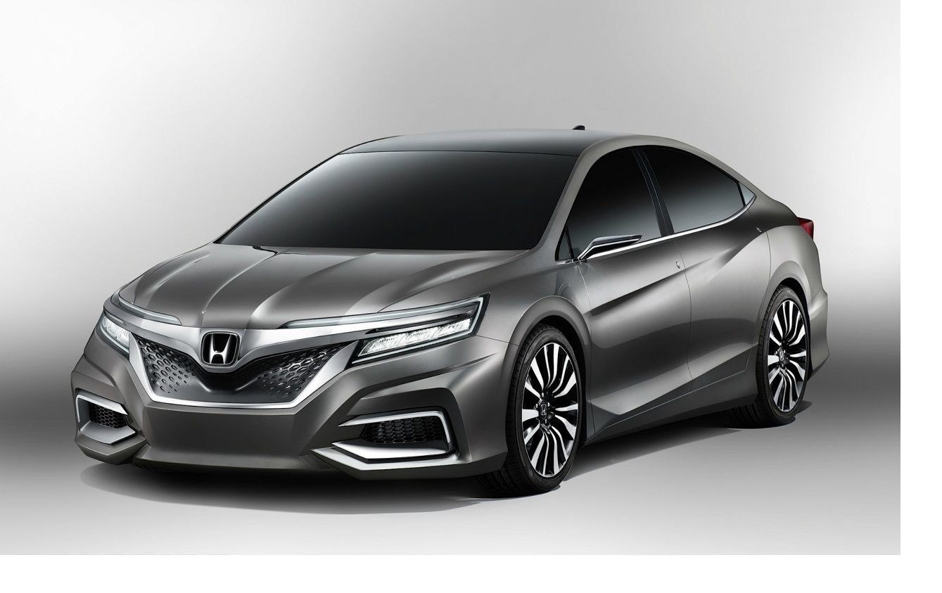 Honda C 2014 New Sedan Silver Stylish Car Picture 2018 Honda