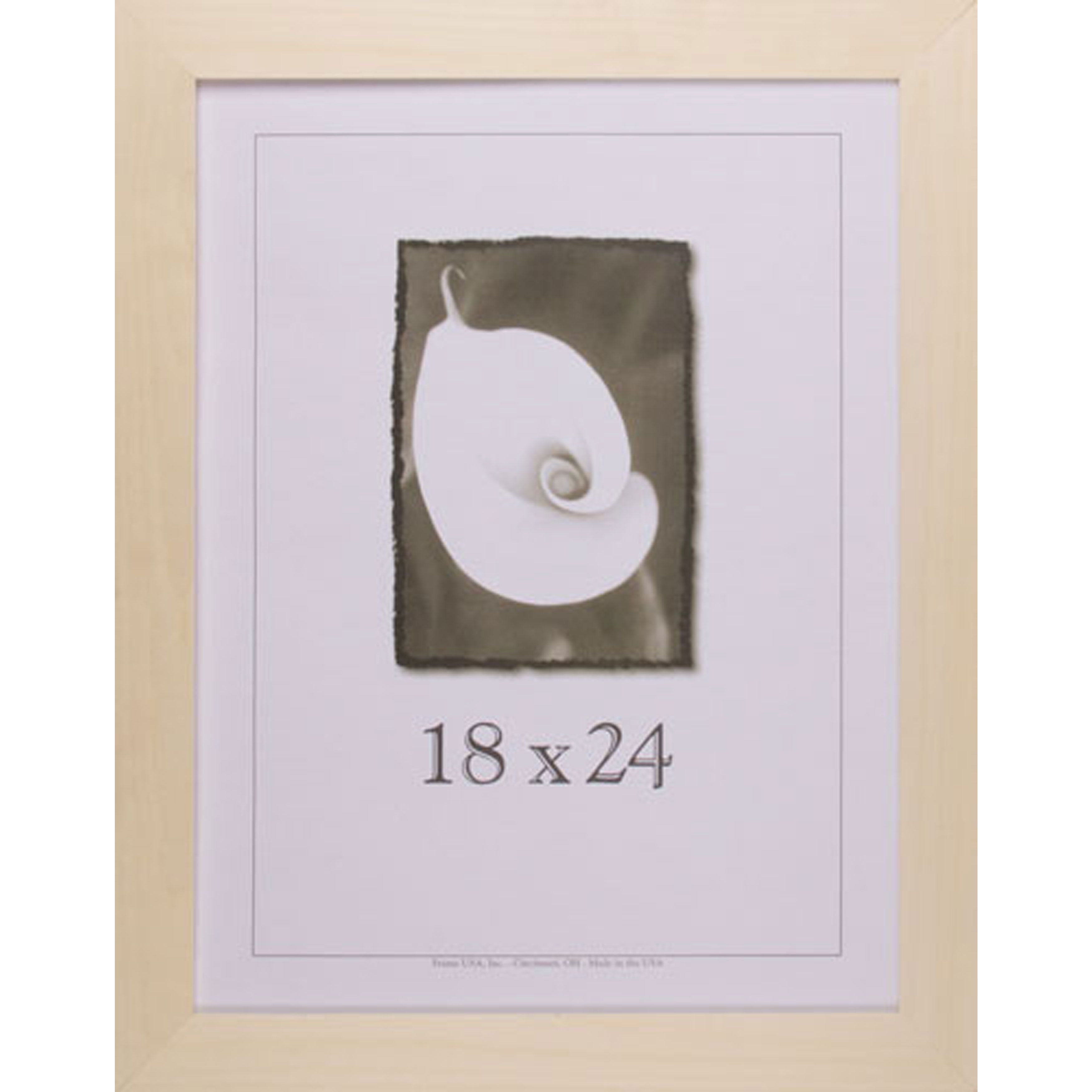 Decorate-It 2-inch Picture Frame (18 x 24-inch) (Unfinished, 18x24 ...