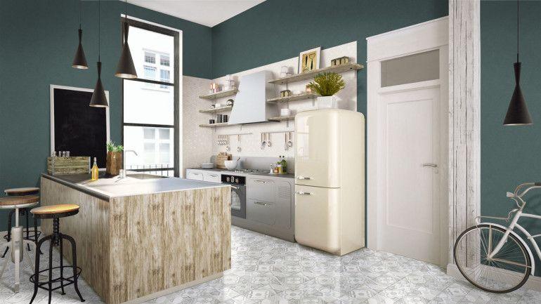 Bentonstil Hexa Home Trends Kitchen Interior Home Decor